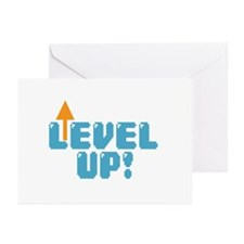 Level Up Gamer Greeting Cards (Pk of 20)