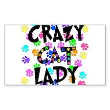 Crazy Dog Lady Bumper Stickers