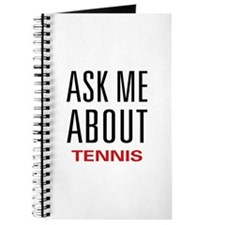 Ask Me About Tennis Journal