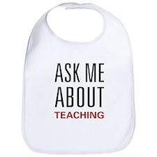 Ask Me Teaching Bib