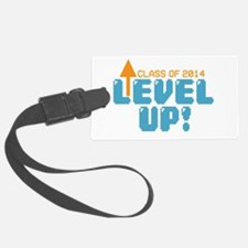 Level Up Class of 2014 Grad Luggage Tag