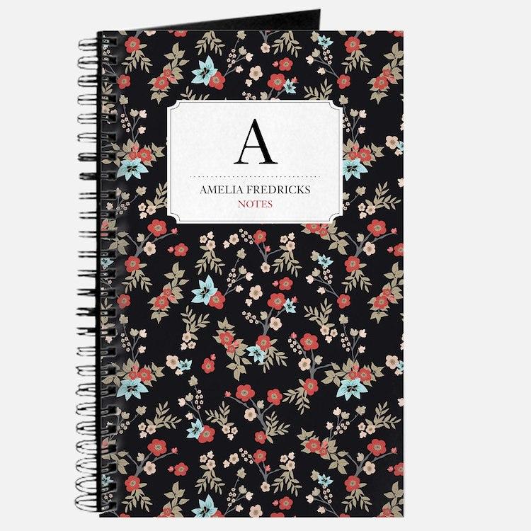 Kimono Print Custom Journal