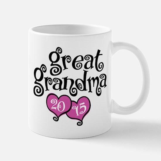 Great Grandma 2015 Mug