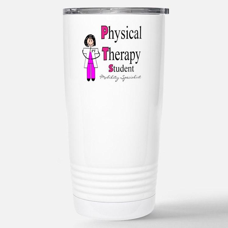 Cute Pt student Travel Mug
