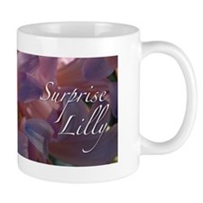 Surprise Lilly Mugs