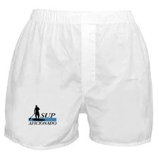 Stand Up Paddleboard Aficionado Boxer Shorts