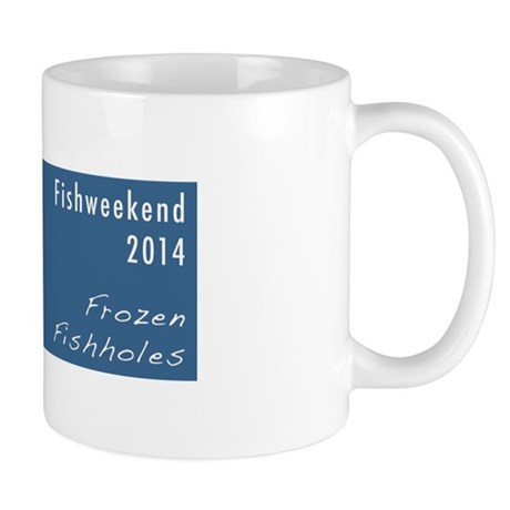 Fishweekend 2014 Mug Mugs