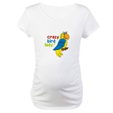 Crazy Bird Lady! Shirt