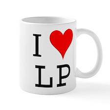 I Love LP Mug