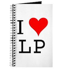 I Love LP Journal