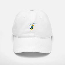Parrot Head Baseball Baseball Baseball Cap