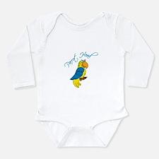 Parrot Head Body Suit