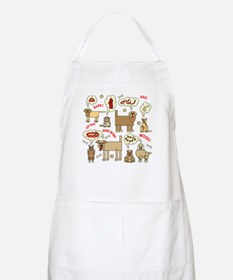 What Dogs Think Apron