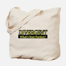 Divergent Movie Factions Design Tote Bag