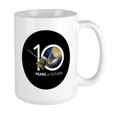 Cassini @ 10! Coffee MugMugs