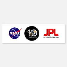 Cassini @ 10! (bumper) Bumper Bumper Bumper Sticker