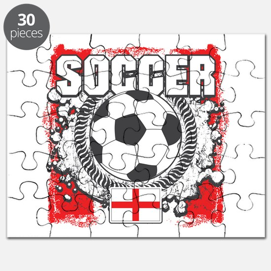 England Soccer Puzzle