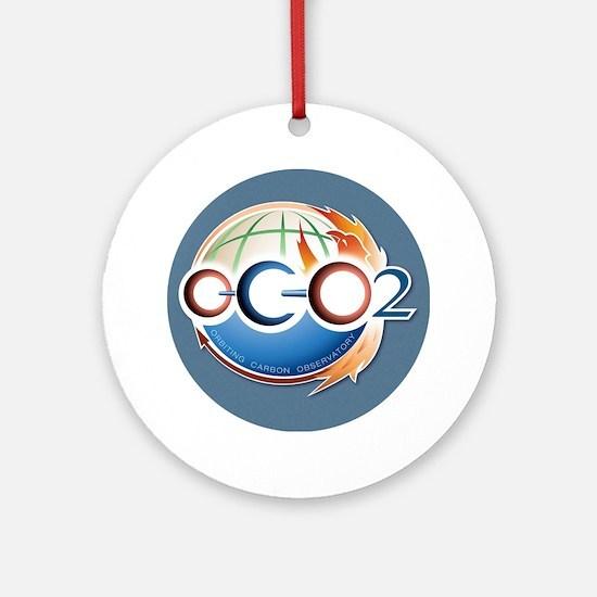 Oco 2 Ornament (round)