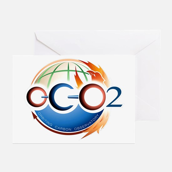 Oco 2 Greeting Cards (pk Of 10)