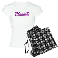 pink pharmd Pajamas