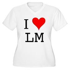 I Love LM T-Shirt
