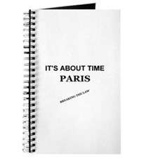 I'TS ABOUT TIME PARIS Journal