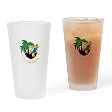 Five OClock Drinking Glass