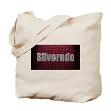 Silverado Diamond Plate Tote Bag