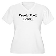 Creole Food lover T-Shirt