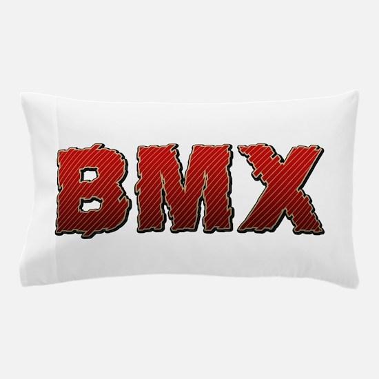 BMX Bicycle Pillow Case