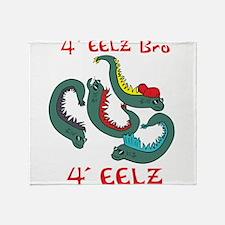 For Reelz Throw Blanket