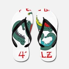 For Reelz Flip Flops