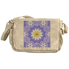 Lavender Blue Messenger Bag