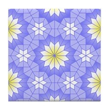 Lavender Blue Tile Coaster