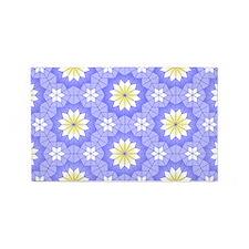 Lavender Blue 3'x5' Area Rug