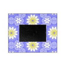 Lavender Blue Picture Frame