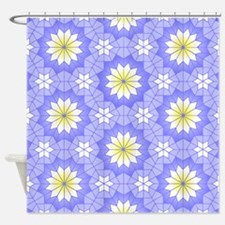Lavender Blue Shower Curtain