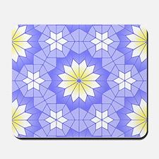 Lavender Blue Mousepad