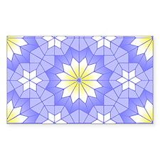 Lavender Blue Decal