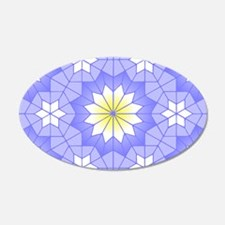 Lavender Blue Wall Decal
