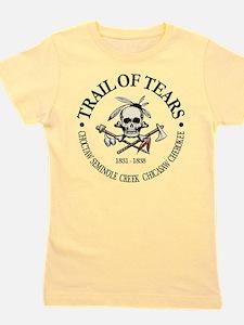 Trail of Tears Girl's Tee