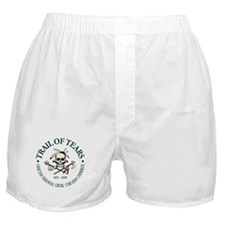 Trail of Tears Boxer Shorts