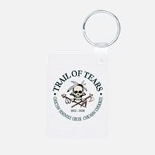 Trail of Tears Keychains