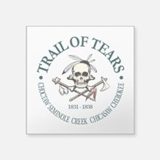 Trail of Tears Sticker