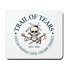Trail of Tears Mousepad