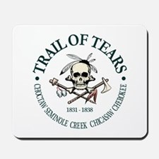 Trail of Tears Mousepad
