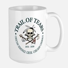 Trail of Tears Mugs