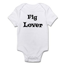 Fig lover Infant Bodysuit