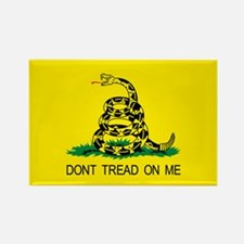 dont tread on me gifts Magnets