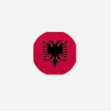 albanian flag Mini Button (10 pack)